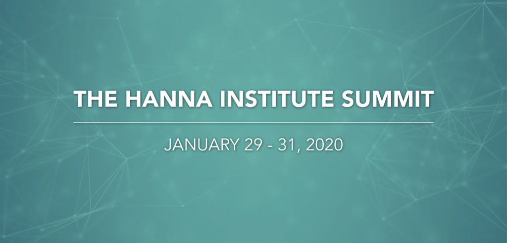 The Hanna Institute Summit